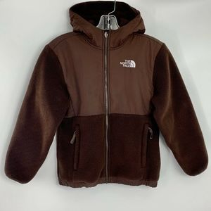 THE NORTH FACE Denali Fleece Zip-up Jacket w/Hood